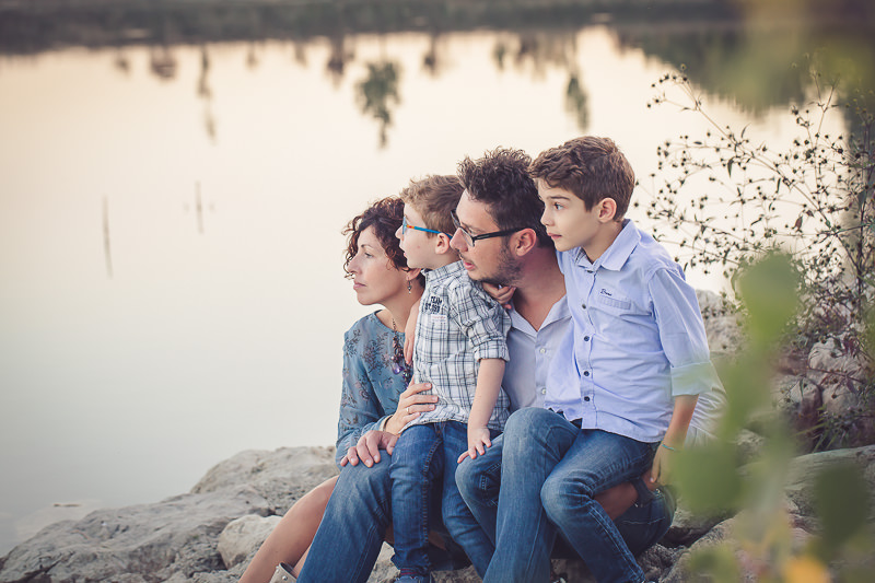 Elena Fantini Fotografa Family Album